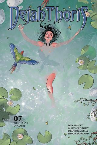 Dejah Thoris #7 (Georgiev Cover)
