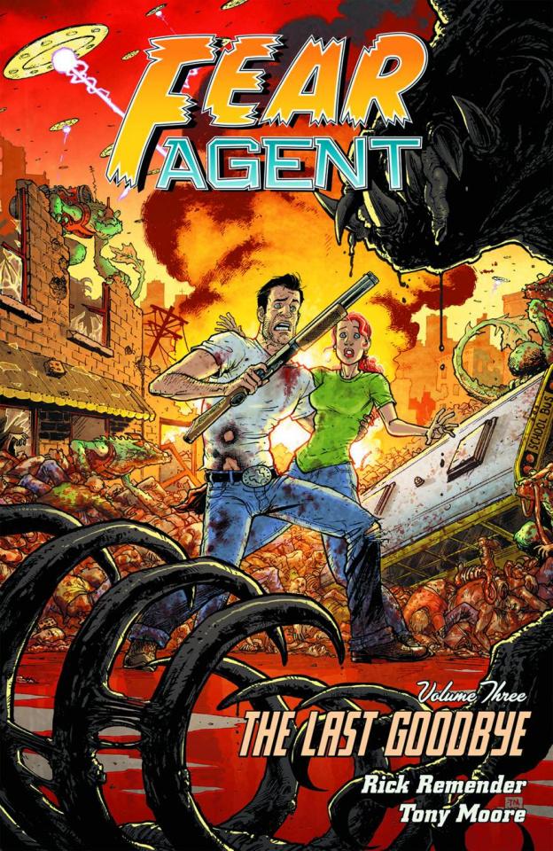 F.E.A.R. Agent Vol. 3: The Last Goodbye