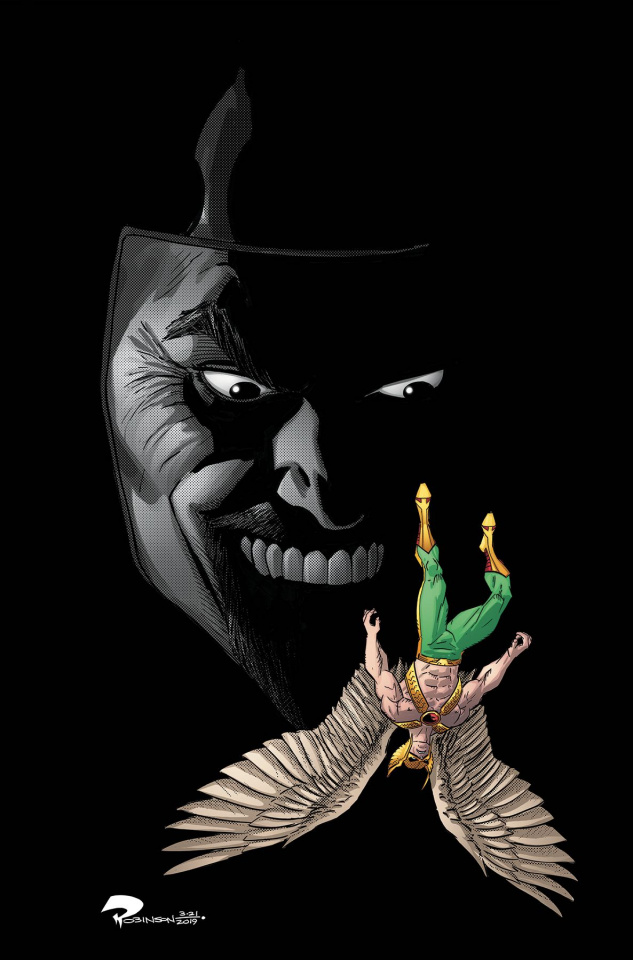 Hawkman #14: The Offer