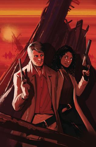 Firefly #10 (Garbett Cover)