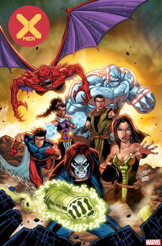 X-Men #2 (Lim 2099 Cover)