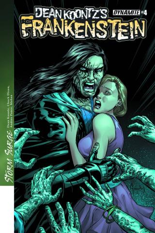 Frankenstein: Storm Surge #4