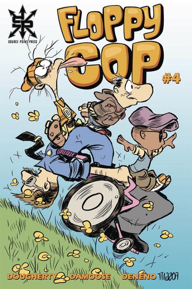 Floppy Cop #4