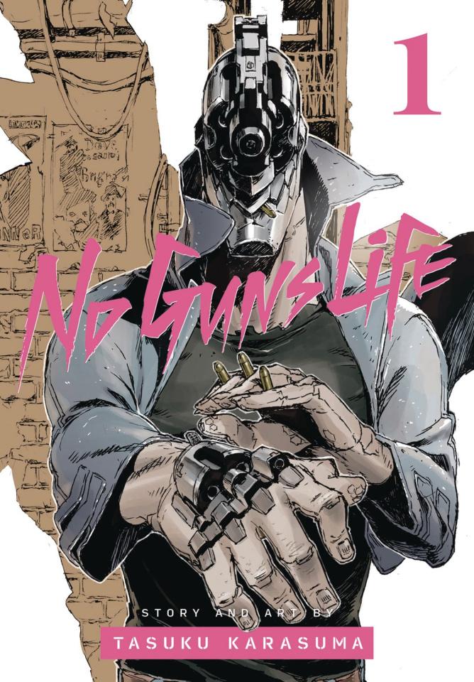 No Guns Life Vol. 1