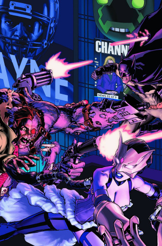 Infinite Crisis: The Fight for the Multiverse #1