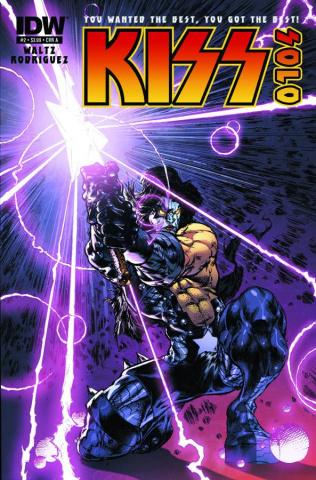 KISS: Solo #2: The Starchild