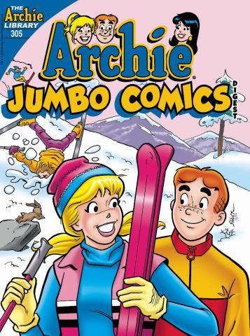 Archie Jumbo Comics Digest #305