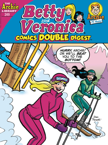 Betty & Veronica Double Comics Digest #249