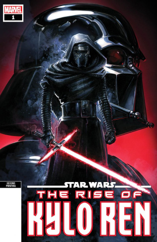 Star Wars: The Rise of Kylo Ren #1 (Crain 2nd Printing)