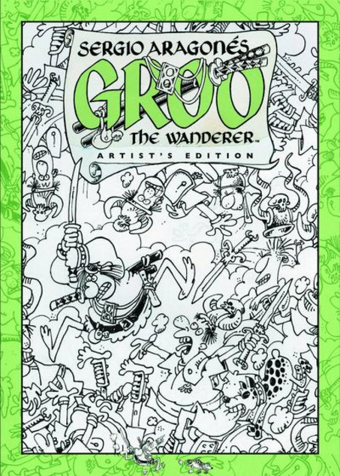 Sergio Aragone's Groo the Wanderer: Artist Edition