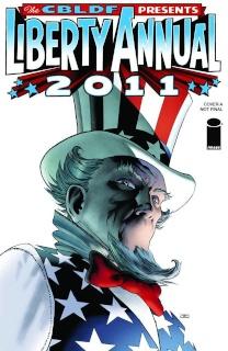 CBLDF Liberty Annual 2011 #4 (Cassaday Cover)