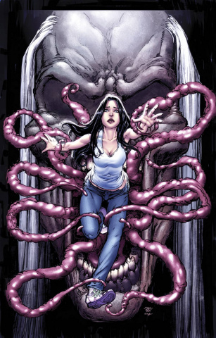 Grimm Fairy Tales: Wonderland #29 (Leister Cover)