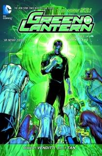 Green Lantern Vol. 4: Dark Days