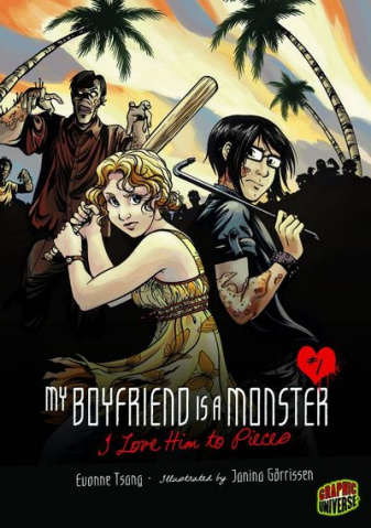 My Boyfriend is a Monster Vol. 1: I Love Him To Pieces