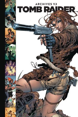 Tomb Raider Archives Vol. 3