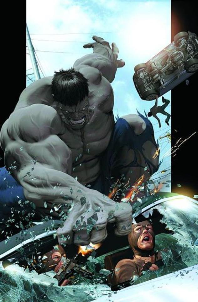 Ultimate Comics Ultimates #8