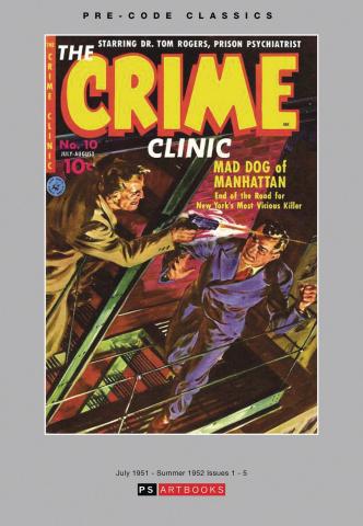 Crime Clinic Vol. 1