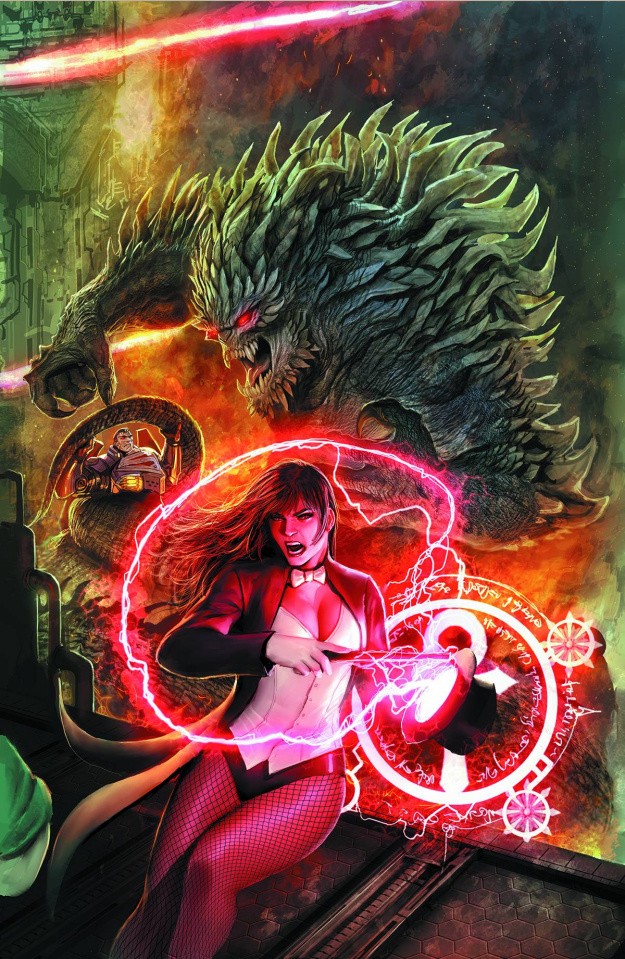 Infinite Crisis: The Fight for the Multiverse #4