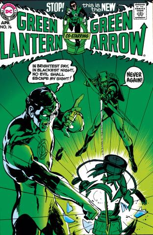 Green Lantern #76 (Facsimile Edition)
