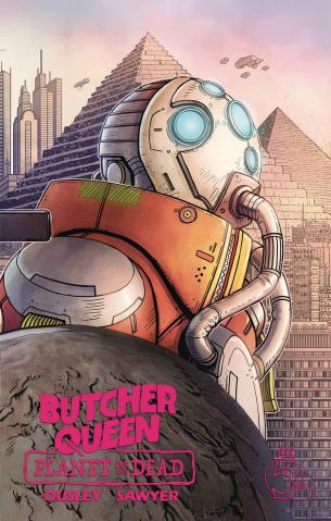 Butcher Queen: Planet of the Dead #2