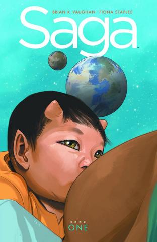 Saga Vol. 1 (Deluxe Edition)