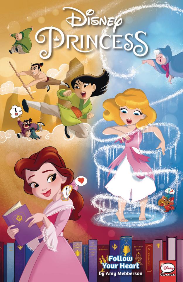 Disney Princess: Follow Your Heart