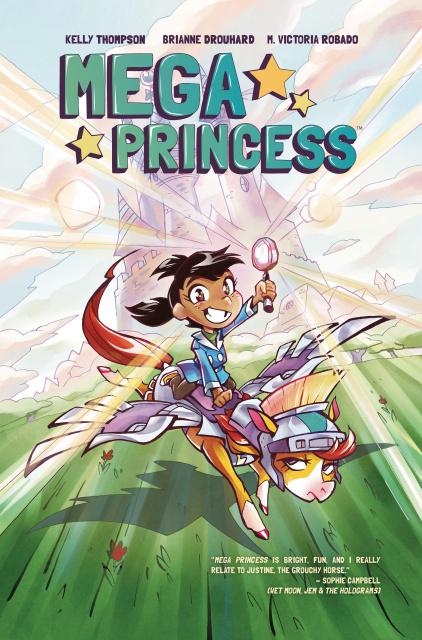Mega Princess Vol. 1