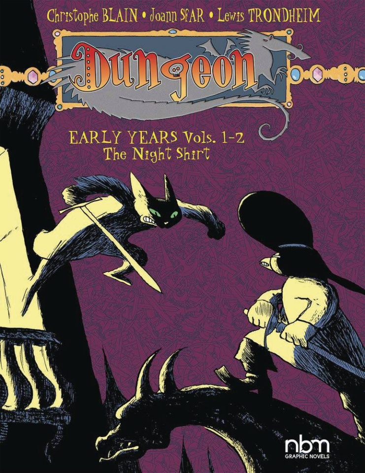 Dungeon: The Early Years Vols. 1-2: The Night Shirt