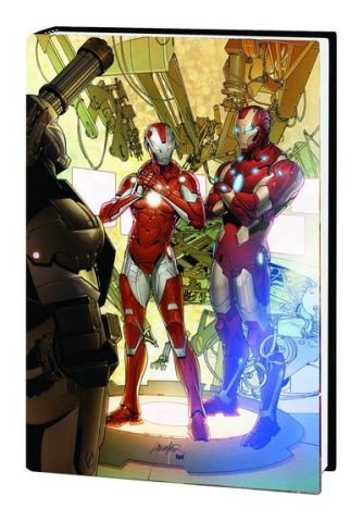 Invincible Iron Man Vol. 6: Stark Resilient, Book 2