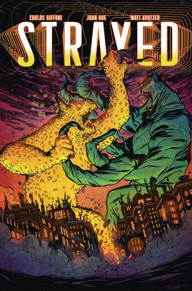 Strayed #5 (Greene Cover)