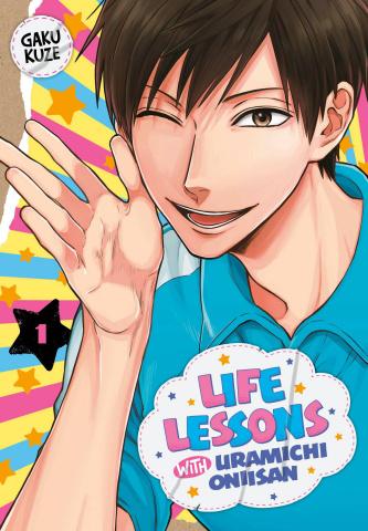 Life Lessons With Uramichi Oniisan Vol. 1