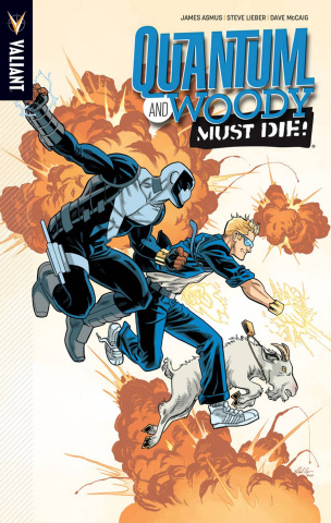 Quantum & Woody Vol. 4: Quantum & Woody Must Die!