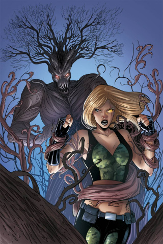 Grimm Fairy Tales: Robyn Hood #12 (Ingranata Tale of Rot Cover)
