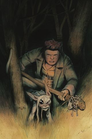 Tales From Harrow County: Death's Choir #1 (Crook Cover)