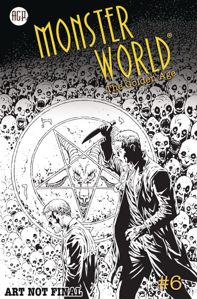 Monster World: The Golden Age #6