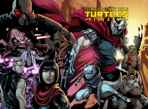 Teenage Mutant Ninja Turtles: Villains