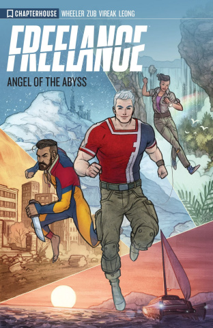 Freelance Vol. 1: Angel of the Abyss