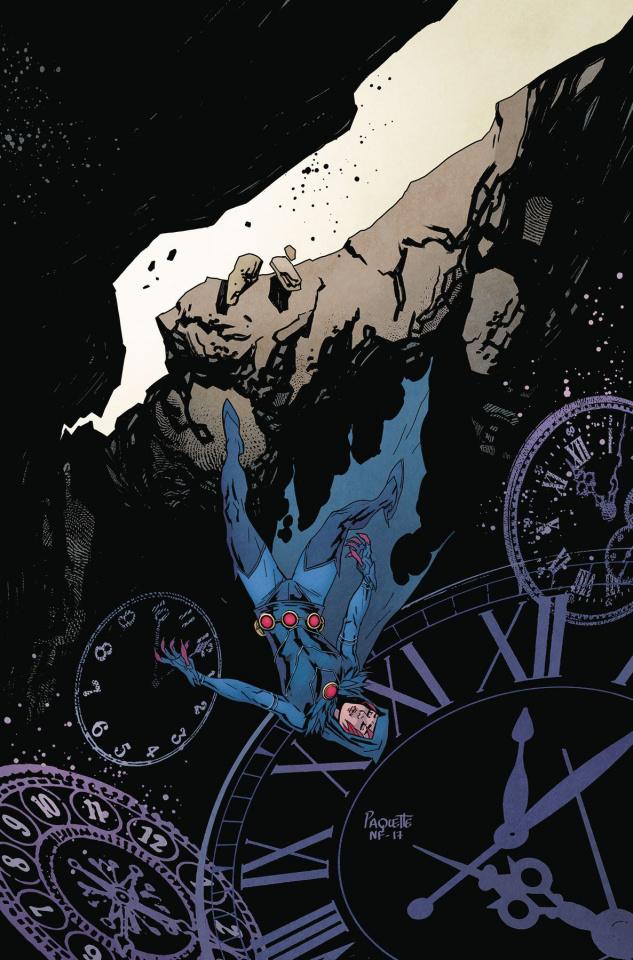Raven: Daughter of Darkness #3