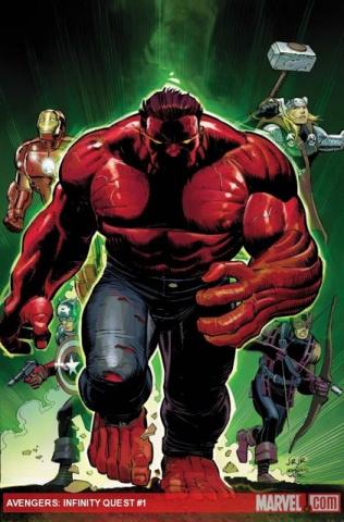 Avengers: Infinity Quest #1