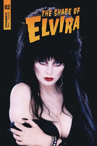 The Shape of Elvira #2 (Photo Cover)