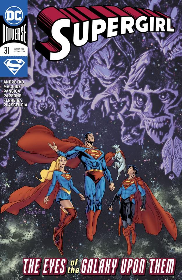 Supergirl #31