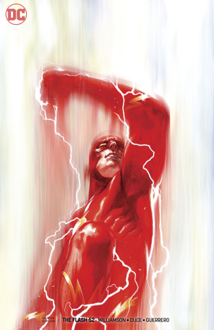 The Flash #52 (Variant Cover)