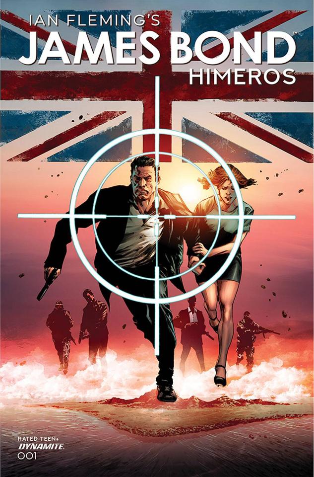 James Bond: Himeros #1 (Guice Cover)