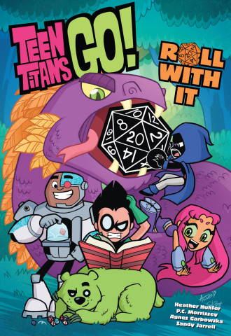 Teen Titans Go! Roll With It