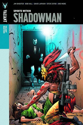 Shadowman Vol. 1: Spirits Within