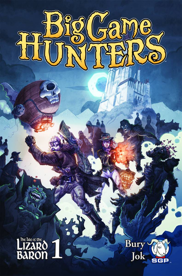 Big Game Hunters #1