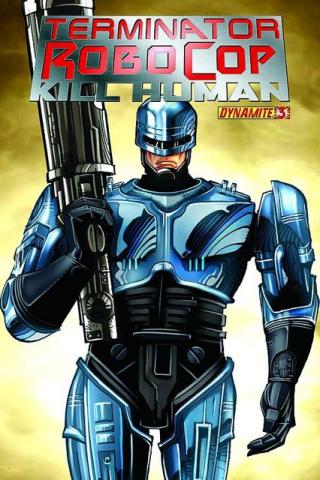 Terminator/RoboCop: Kill Human #3