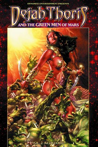 Dejah Thoris & The Green Men of Mars Vol. 2