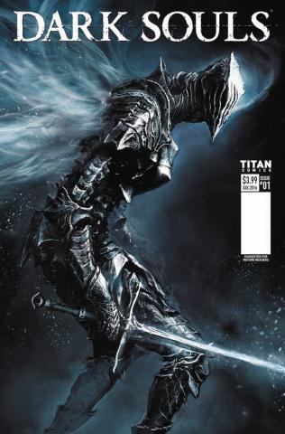 Dark Souls #2 (Game Cover)