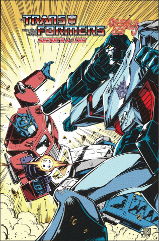 The Transformers '84: Secrets & Lies